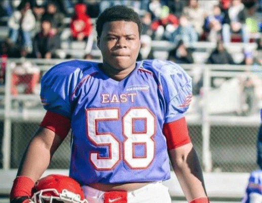 Class of 2019 tackle Keiondre Jones played in the 2014 Elite Middle School All-Star Game and now holds an offer from Alabama.